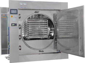 Autoclave untuk sterilisasi akhir